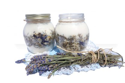 Lush Lavender Candle