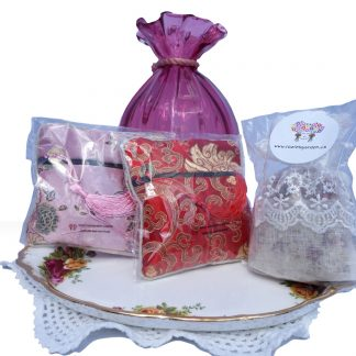 Rambling Rose Sachet